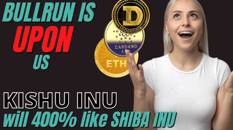 KISHU INU to 400%, Small market cap coins that can make you rich, Dogecoin price in DECEMBER !!