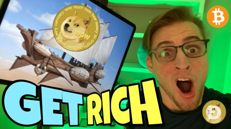 Altseason STARTING!!! Dogecoin LAST CHANCE To Get Rich ⚠️