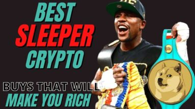 Best SLEEPER crypto of 2021, Why ETC is a hidden gem, Dogecoin 2021 peak price, DO THIS NOW !!!